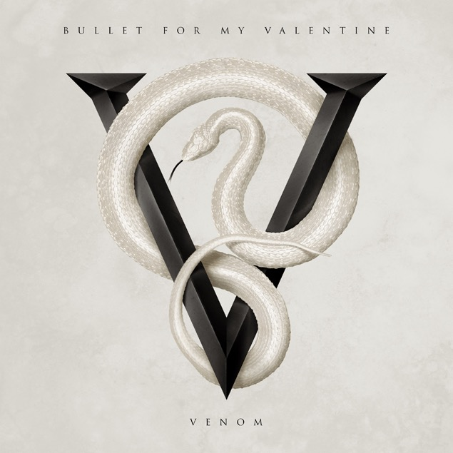 Album Review Venom By Bullet For My Valentine The Soundboard
